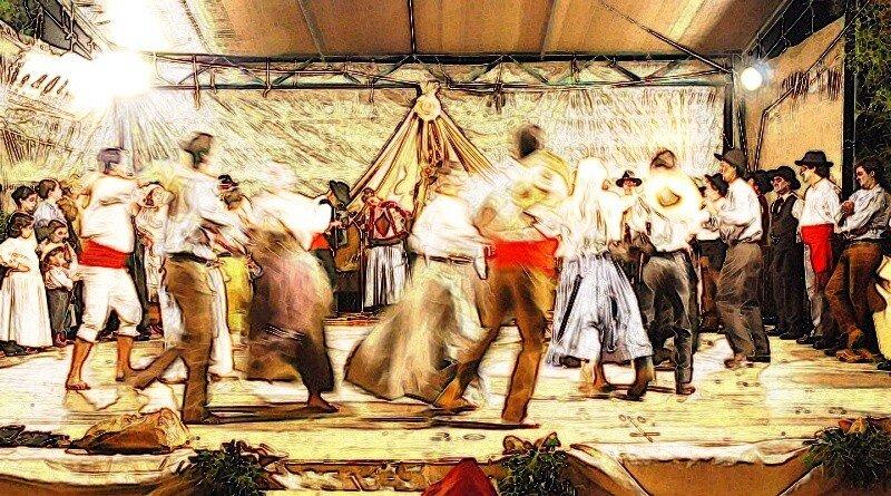 A origem da Contradança | Danças populares