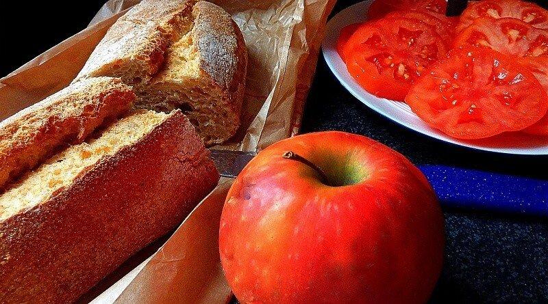Provérbios sobre os frutos e sobre o pão