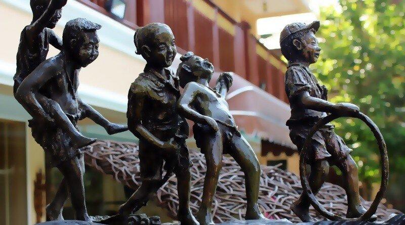 Cinco jogos e brincadeiras infantis - tradições populares