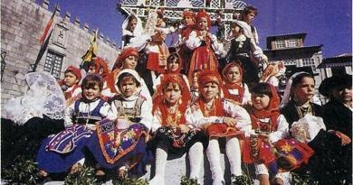 Romarias de Portugal - Nossa Senhora da Agonia - Viana do Castelo