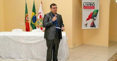 Lançamento de livro sobre folclore minhoto no Brasil