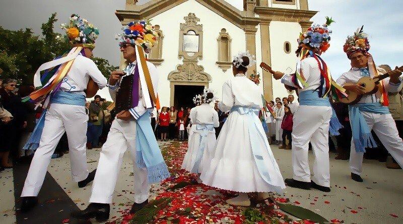 Festa a Nossa Senhora dos Altos Céus – Castelo Branco - Danças dos Homens