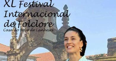 Festival Internacional de Folclore em Lanheses