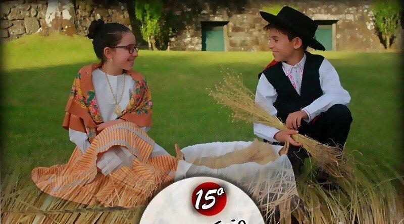 15º aniversário do Rancho Folclórico de Rubiães