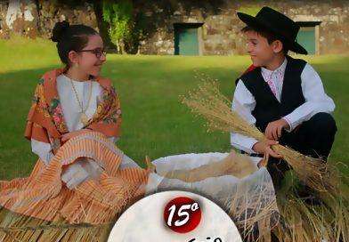 15º Aniversário do Rancho Folclórico da A.C.R.D. de Rubiães