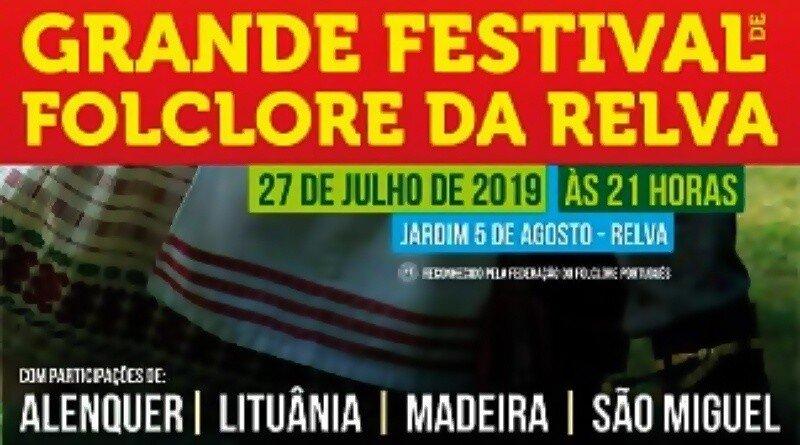 Mostra Folclórica do Atlântico 2019 | Relva – Açores