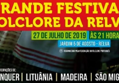 Mostra Folclórica do Atlântico 2019   Relva – Açores