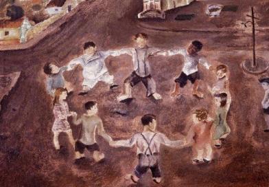 As Cantigas de Roda e duas dança-jogo