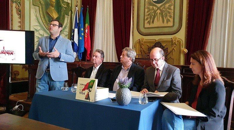 Livro sobre R.F. Maria da Fonte foi apresentado em Portugal
