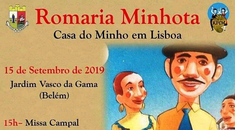 Romaria Minhota em Lisboa - Setembro de 2019