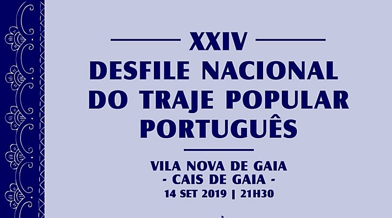 XXIV Desfile Nacional do Traje Popular Português