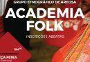 Academia Folk do GAE abriu as inscrições