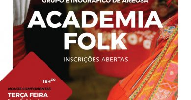 Academia Folk do GAE abriu as inscrições