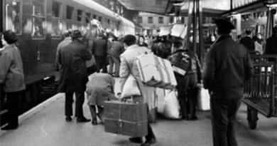 As migrações internas e a sua relação com o Folclore.