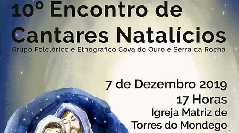 10º Encontro de Cantares Natalício na igreja Matriz de Torres do Mondego