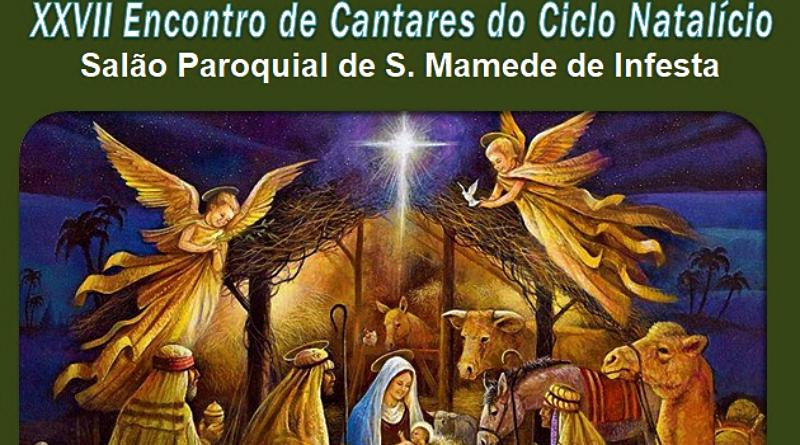 XXVII Encontro de Cantares do Ciclo Natalício - S. Mamede de Infesta