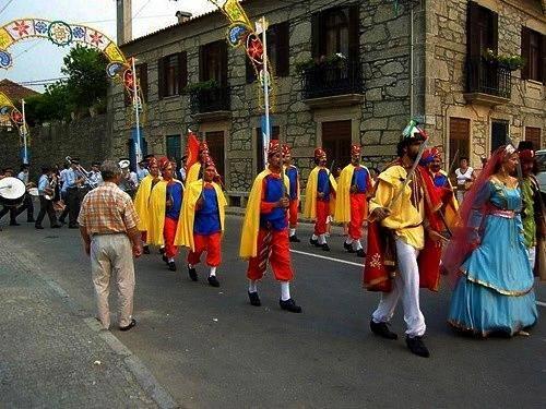 Auto de Floripes em Viana do Castelo - Minho