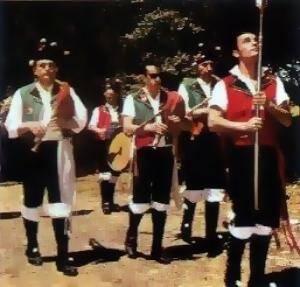 Nadal en Galicia... e súas panxoliñas - A Guarda - Galiza - Gaiteiros