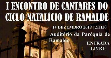 I Encontro de Cantares do Ciclo Natalício de Ramalde
