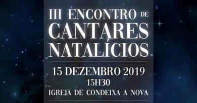 III Encontro de Cantares Natalícios em Condeixa-a-Nova