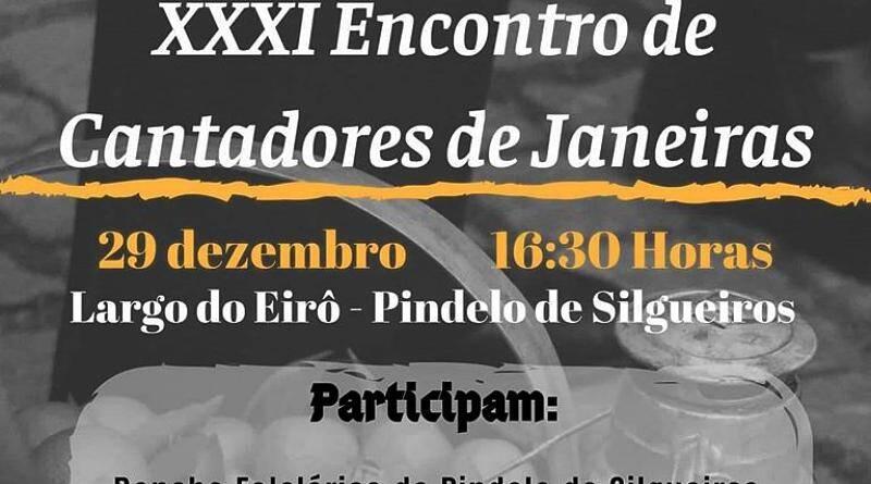 XXXI Encontro de Cantadores de Janeiras - Pindelo de Silgueiros - Viseu