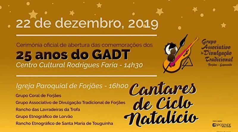 Encontro de Cantares de Ciclo Natalício em Forjães - Esposende