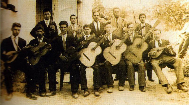 Música Tradicional - A Tuna de Mondrões/Bisalhães em 1935