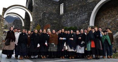 GF 'Casa de Portugal' cantou as Janeiras em Andorra