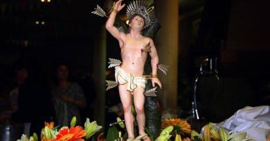 Em Alturas do Barroso - Festas em honra de São Sebastião - 20 de Janeiro