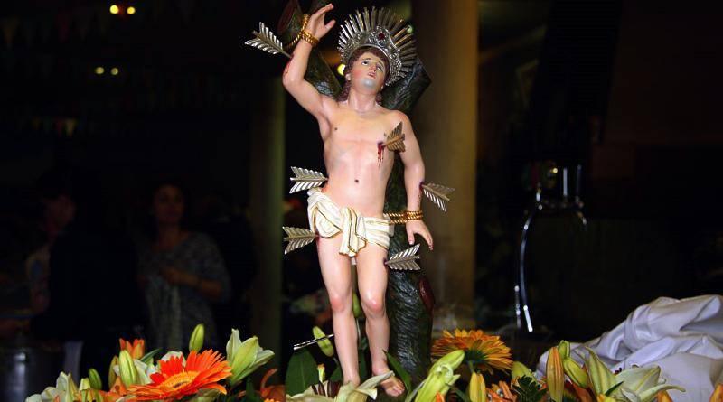 Festa em honra de São Sebastião | Alturas do Barroso
