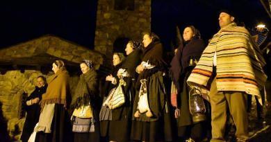 A tradição portuguesa das Janeiras em Andorra