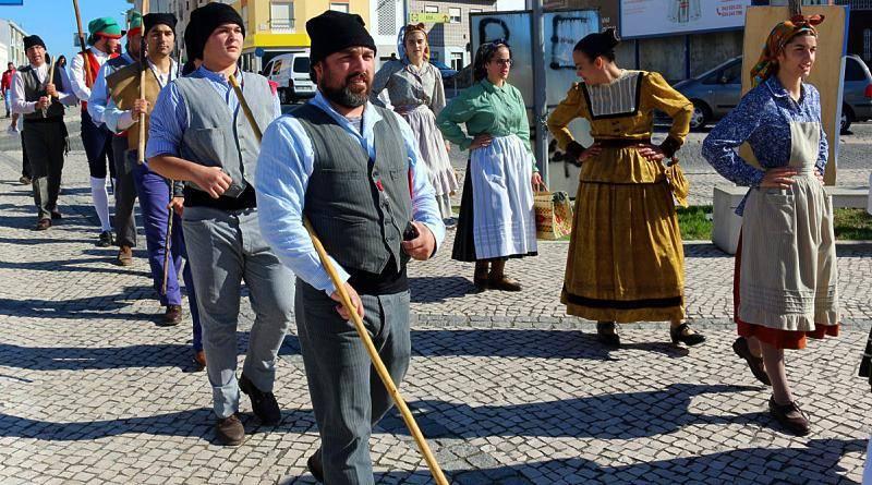 Vestuário do Cartaxo - Trajos da Estremadura e do Ribatejo