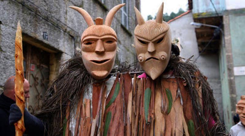 Carnaval Duriense | Entrudo em Lazarim
