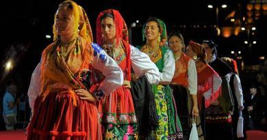 Cultura tradicional - base do desenvolvimento