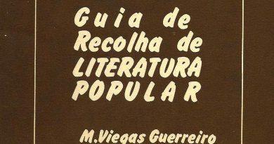 A necessidade de recolha, preservação e estudo da Literatura Popular