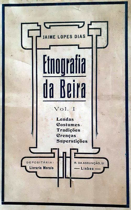 Etnografia da Beira - Jorge Dias
