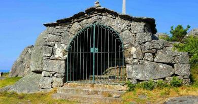 «Cancioneiro da Serra d'Arga» - Quadras mítico-religiosas
