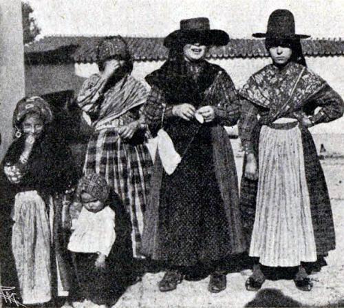 Mulheres de Niza