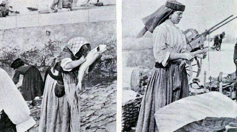 Varinas, trabalhadoras de Lisboa!