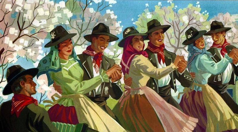 Corridinho | danças do povo português