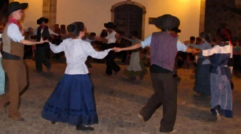 A Ciranda | danças do povo português