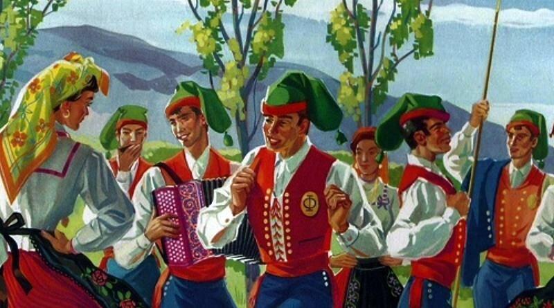 Fandango | danças do povo português
