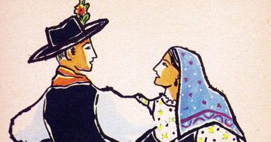 A Farrapeira | danças do povo português