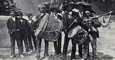 Os Gaiteiros na Romaria | A música tradicional portuguesa