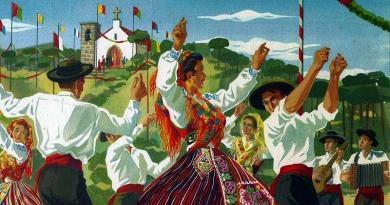 O Vira   danças do povo português