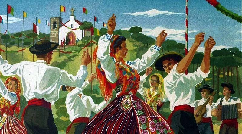 O Vira | danças do povo português