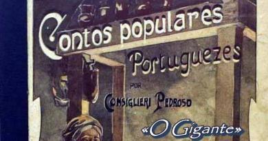 O gigante   contos populares portugueses