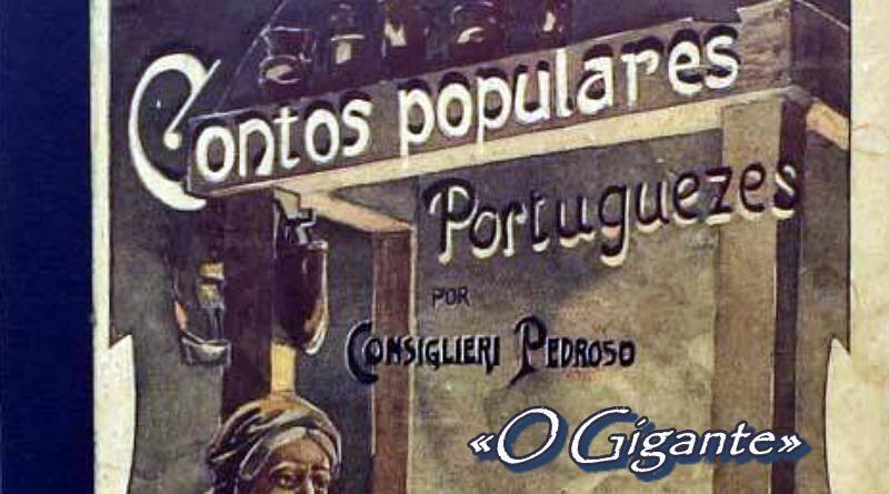 O gigante | contos populares portugueses
