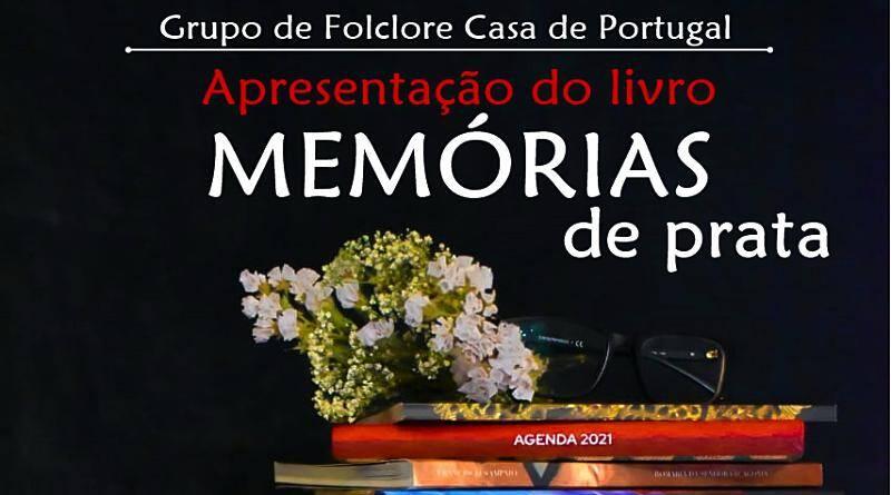 Memórias de prata - GF Casa de Portugal apresenta livro