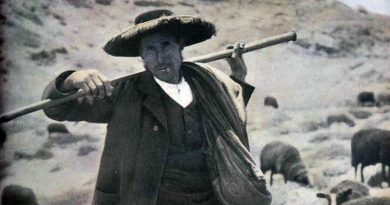 A cabra e o cabrito de ouro | Lenda de Belmonte